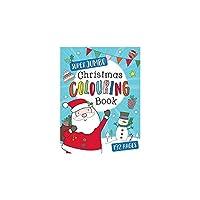 Tallon International Christmas Super Jumbo Colouring Book