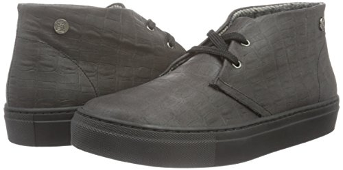 Jonny´s Vegan Damen Grethe High-Top, Schwarz (Negro), 37 EU - 5