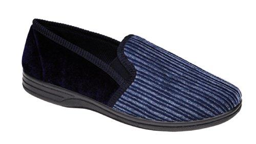 Lora Dora, Pantofole donna Bleu - bleu