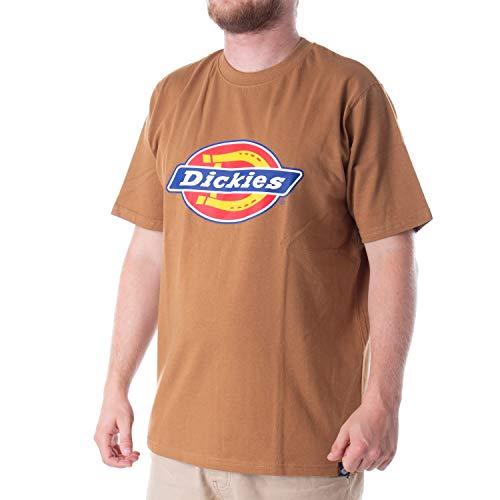 Dickies Horseshoe T-Shirt Braun M