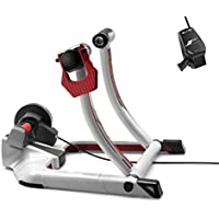 Hometrainer Elite Qubo Power Smart B+ Smarttrainer, blanco