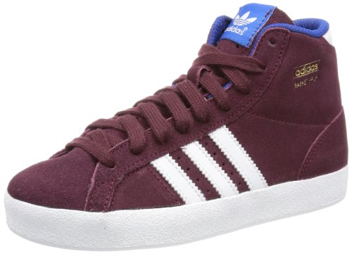 adidas Originals Basket Profi K, Chaussons Montants garçon