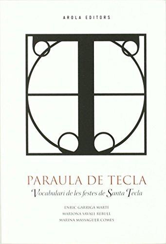 Paraula De Tecla (Fora de col·lecció)