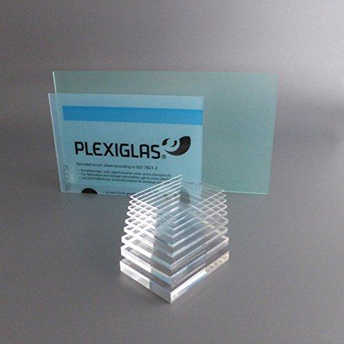 PLEXIGLAS, 400 x 400 x 10mm, farblos