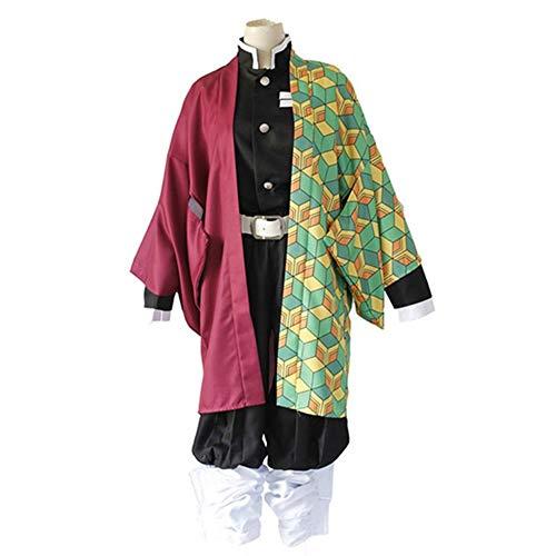 Kostüm Professionelle Full Set - DXYQT Anime Cosplay Kostüm Halloween Karneval Uniform Jacke Futter Hosen Full Set Kleidung Halloween Show Cosplay Kostüm,Full Set-S