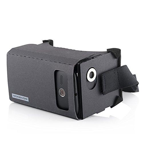 Modecom 00059 Karton 3D-VR Brille FreeHANDS MC-G3DC-01