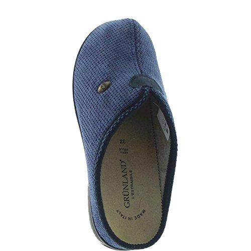 GRUNLAND, Mules pour Femme Bleu - Blu