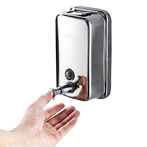 Gecko Cuisine Porte-Rouleau blanc-Quick Lock fixation par ventouse sans clous nécessaires