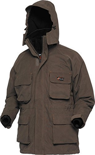 Paladin Thermo-Anzug Frostproof 2-teilig Größe M Winter Jacke Latz-Hose Isoliert Angelsport Anzüge