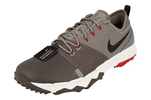 Nike Fi Impact 3, Scarpe da Golf Uomo, Grigio (Gris/Negro 001), 45 EU