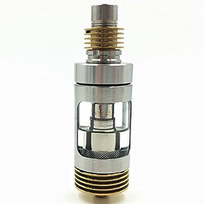 DIY-24H - Heat Sink + Drip Tip Heat Sink 510er Anschluss für Verdampfer DripTip Atomizer Heatsink aus Edelstahl in Gold von DIY-24H