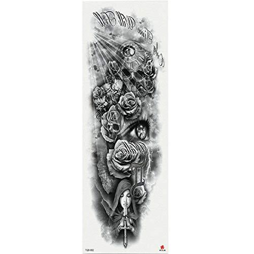 7pcs pezzo tattoo tattoo tattoo tattoo drago cinese
