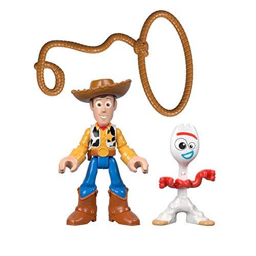 Imaginext-GBG90 Toy Story Figurine, GBG90, Multicolore
