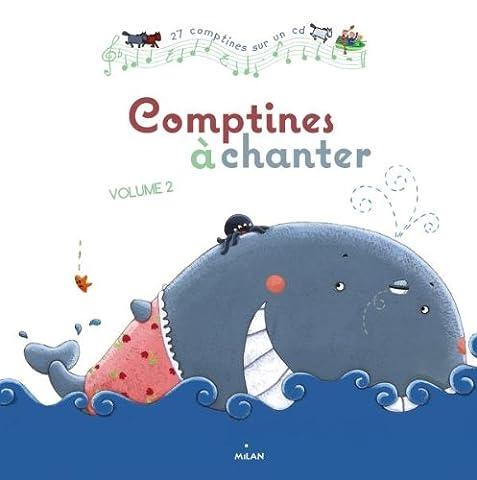 Chansons Marianne - Comptines à chanter, vol. 2 +
