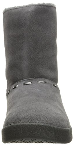 Sanuk Women's Toasty Tails Short Boot Anthracite