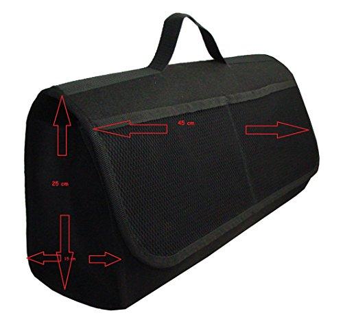 EJP-Bag Praktische Kofferraumtasche in Schwarz groß gebraucht kaufen  Wird an jeden Ort in Deutschland