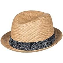 Quiksilver Schralpsten - Sombrero Borsalino de Paja para Hombre AQYHA04026 72002488a2b