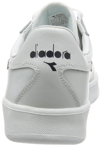 Diadora Unisex-Erwachsene B. Elite Pumps Blue Denim/White