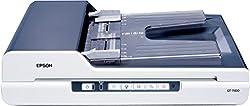 Epson GT-1500 DIN A4 Dokumentenscanner (1200 DPI, USB 2.0, Autom. Dokumenteneinzug bis zu 40 Blatt)