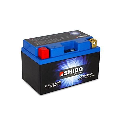 YTZ10S Shido Lithium Motocicletta Batteria LiFePO4 LTZ10S