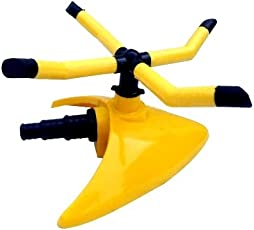 TRUPHE Atlantic 4 Arms Rotating Water Sprinkler For Garden (Made In India)