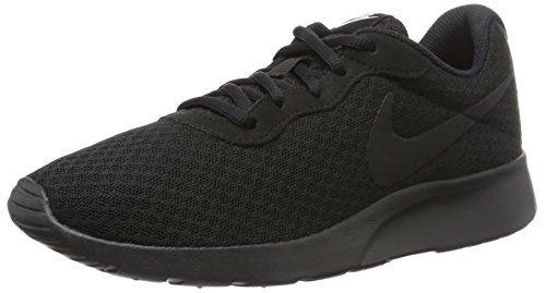 Nike 812655-002, Chaussures de Sport Femme, Noir / Noir-Blanc, 42.5 EU