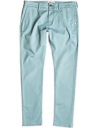 Quiksilver Krandy - Pantalones chinos para Hombre, Color: STONE BLUE, Talla: 31