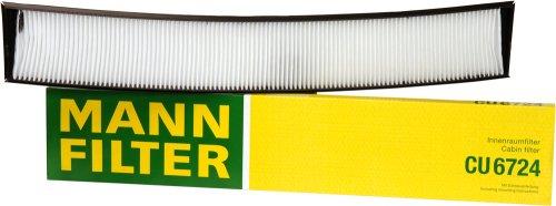 Mann Filter CU6724 Filter, Innenraumluft