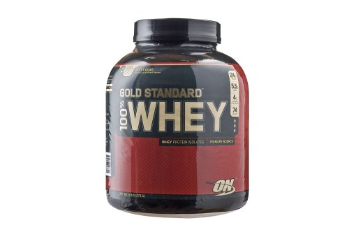 Optimum Nutrition Protein 100% Whey Gold Standard Banane 2270g