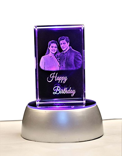 fusion crystals personalized birthday gift 3d laser engraved crystal cube Fusion Crystals Personalized birthday gift 3D Laser Engraved Crystal Cube 41a8rMbkoWL