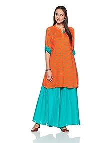 332cd2b7d8d Women Akkriti By Pantaloons Kurtas   Kurtis Price List in India on ...