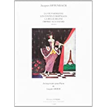 Extraits d'oeuvres pour Piano