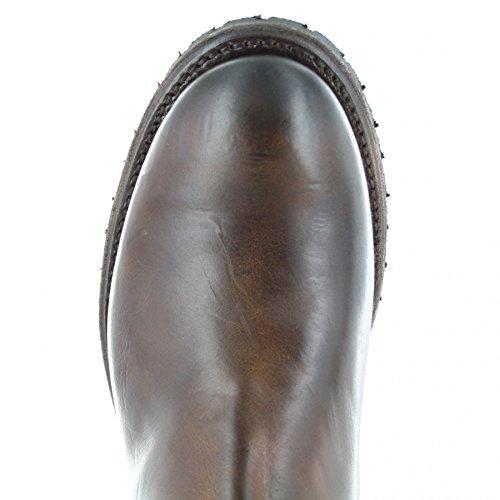 Sendra Boots5595 - Stivali Chelsea Unisex – adulto Marrone (Tang)