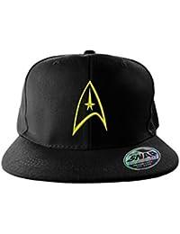 Pelicula - Star Trek - Flota Estelar - Gora - Visera - Bordado - Diseño  Original 0ebd505808d