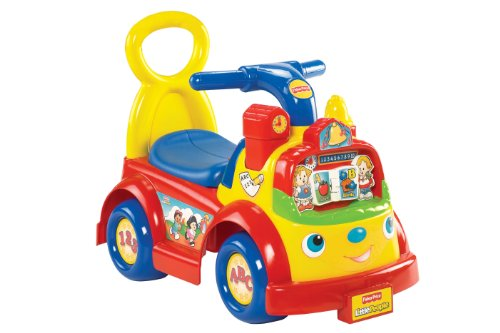 Moose Mountain Mookie Fisher Price - Trotteur Time to Learn