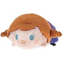 Disney Store (S) Tsum Tsum Frozen Anna Plush Doll by Disney