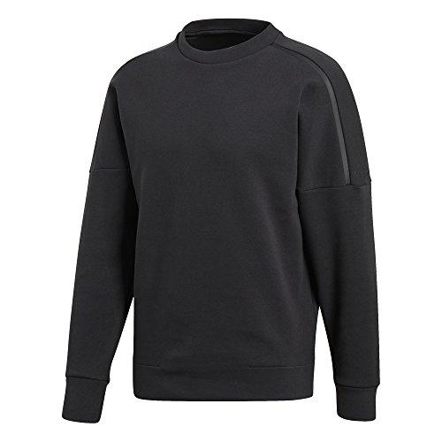 adidas Herren Zne Crew 2 Sweatshirt schwarz