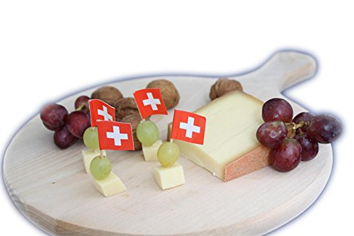 Preisvergleich Produktbild LE CAVALIER schweizer Käsespezialität aus dem Jura min. 4 Monate gereift ca.300g vakuumiert