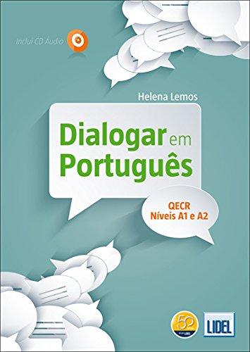Dialogar em Portugues: Livro + CD (A1 - A2) por Albert Londres