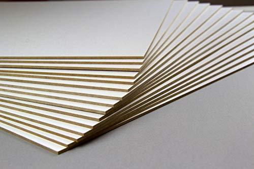 myposterframe MDF Platte Spezial Weiß 80 x 100 cm Baumaterial Hobbygebrauch Dekoration Größenwahl 100 x 80 cm Hier: Weiß