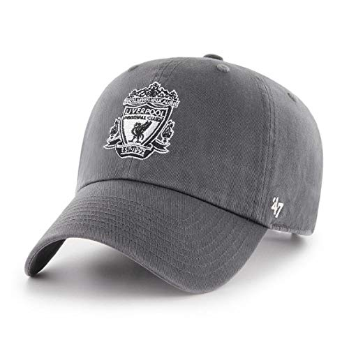 9d4699634 47 Brand EPL Liverpool FC Clean Up Cap - Charcoal
