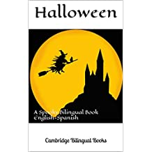 Halloween: A Spooky Bilingual Book English-Spanish