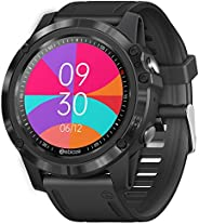 Zeblaze Vibe 3S HD - Orologio fitness tracker, con cardiofrequenzimetro, con cardiofrequenzimetro, impermeabil