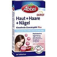 Abtei Kieselerde + Granatapfel Tabletten 30 Stück, 1 er Pack (1 x 42 g)