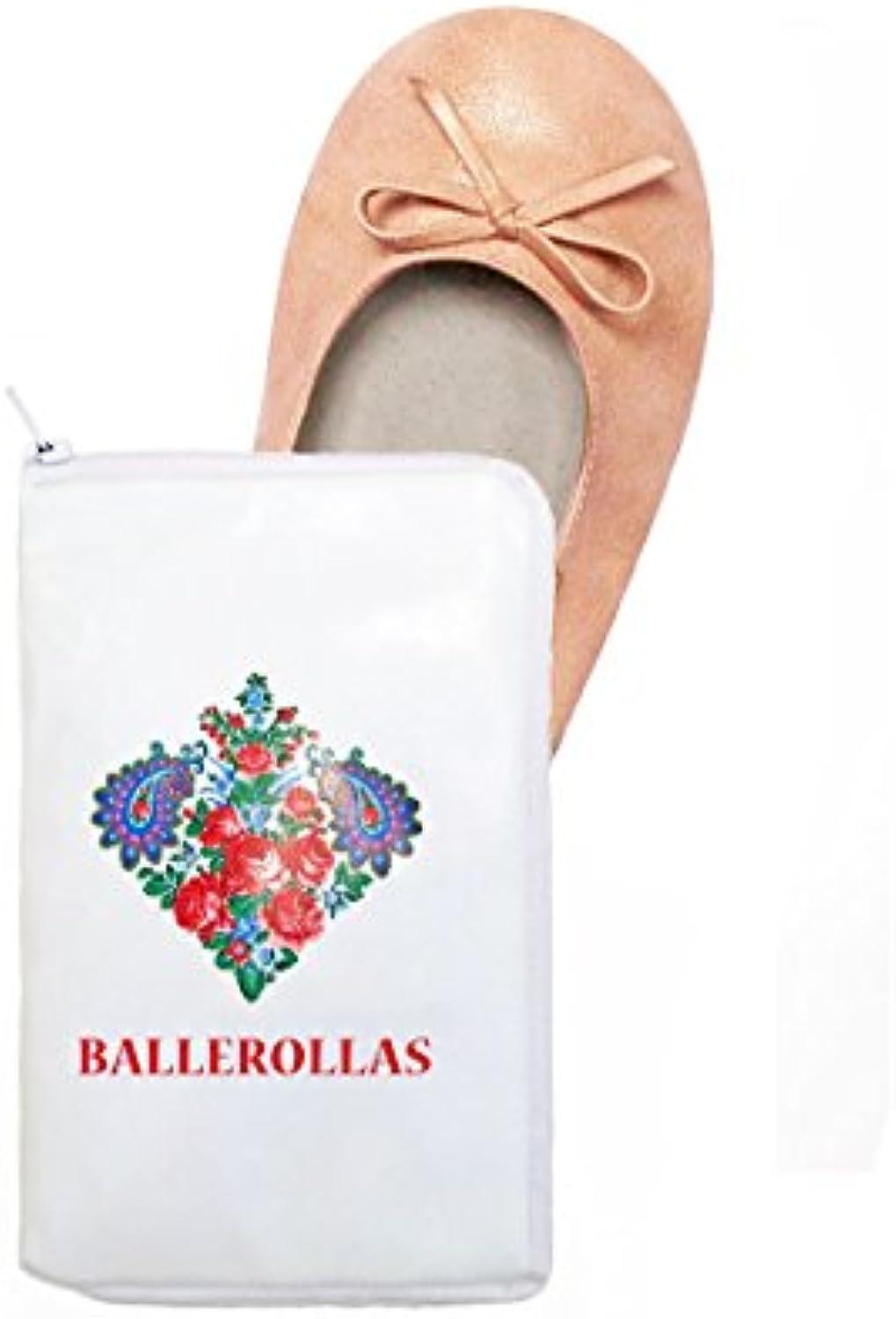 BALLEROLLAS Bailarinas de Material Sintético Para Mujer Beige Beige 36