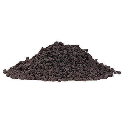 Bonsai-Erde Black Lava, Schwarze Lava, 2-8 mm, 10 Liter 62121 von Bonsai-Shopping auf Du und dein Garten