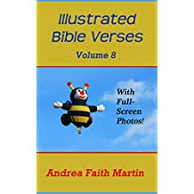 Illustrated Bible Verses: Volume 8 (English Edition)