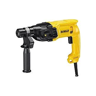 DEWALT D25033K-QS – Martillo electrico Ligero Combi 710W 3 Modos – 22mm 2J – SDS Plus – P.Pistola con maletín TSTAK