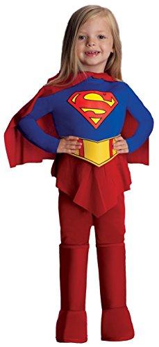 Supergirl Kostüm Mädchen ()