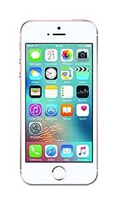 Apple iPhone SE Smartphone débloqué 4G (Ecran : 4 pouces - 16 Go - Simple Nano SIM - iOS) Or Rose